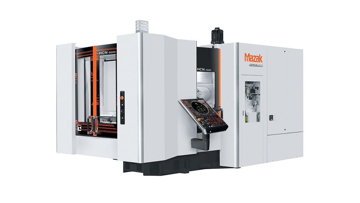 Centros de Mecanizado Horizontales CNC Mazak - Intermaher